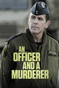 An Officer and a Murderer as Detective Jennifer Dobson
