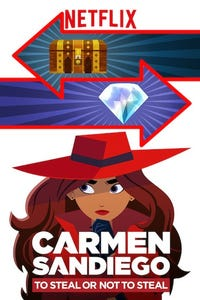 Carmen Sandiego: To Steal or Not to Steal as Carmen Sandiego
