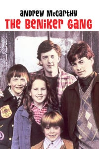 The Beniker Gang as Laundry Truck Driver