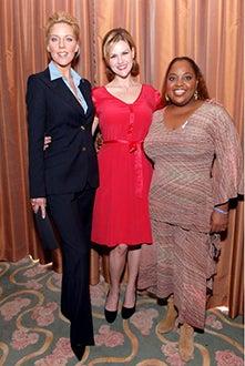 "Andrea Parker, Sara Rue and Sherri Shepherd - The 3rd Annual ""Hollywood Bag Ladies"",  November 16, 2005"