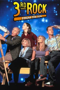 3rd Rock from the Sun as Himself