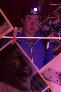 P.J. Byrne as Kieran