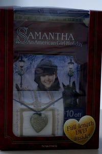 Samantha: An American Girl Holiday as Aunt Cornelia