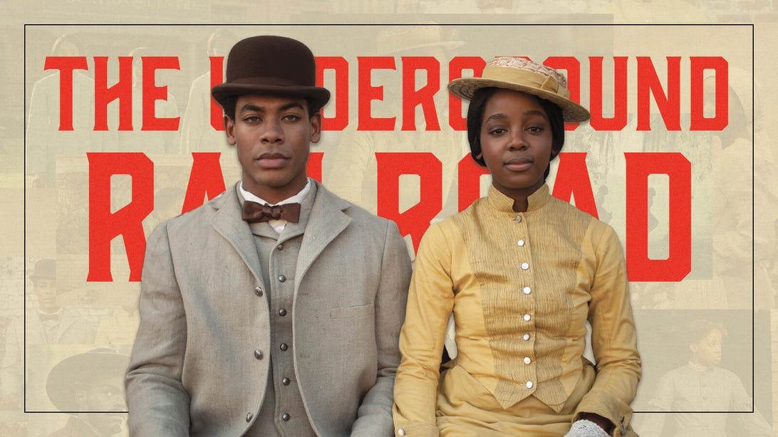 The Underground Railroad for 100 Best Shows