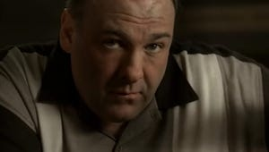 James Gandolfini's Son, aka Young Tony Soprano, Visited the Booth From The Sopranos' Finale