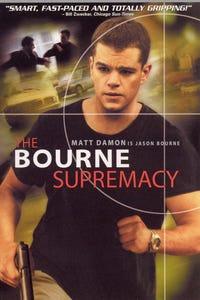 The Bourne Supremacy as Tom Cronin