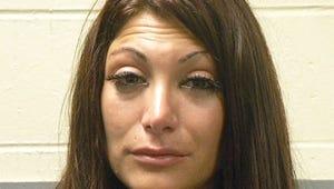 Check out Jersey Shore Star Deena Cortese's Mugshot!