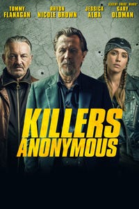Killers Anonymous as The Man