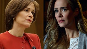 Watch Sarah Paulson's TV Characters Have a Conversation Together in This Mashup
