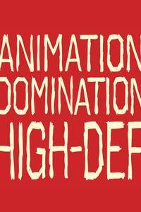 Animation Domination High-Def as Sockarang (Axe Cop)