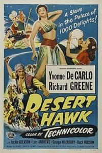 The Desert Hawk as Harem Girl
