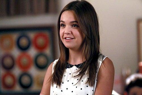 "Trophy Wife – Season 1 – ""The Social Network"" – Bailee Madison"