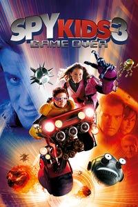 Spy Kids 3: Game Over as Romero