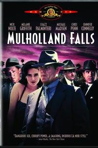 Mulholland Falls as Cop No. 1