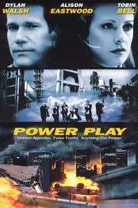 Power Play as Gabriella St.John