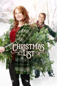 Christmas List as Isobel Gray