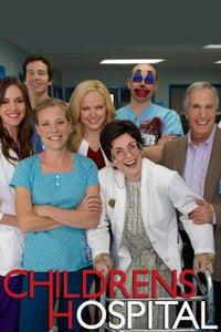 Childrens Hospital as Dr. Ed Helms