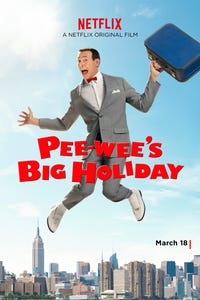 Pee-wee's Big Holiday as Grizzly Bear Daniels