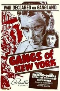 Gangs of New York as Warden