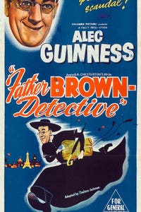The Detective as Insp. Wilkins