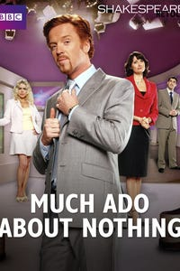 Much Ado About Nothing as Benedick