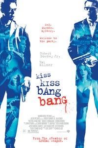Kiss Kiss Bang Bang as Harry Lockhart