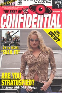 WWE: The Best of WWE Confidential, Vol. 1