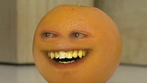 YouTube's Annoying Orange to Annoy TV Viewers
