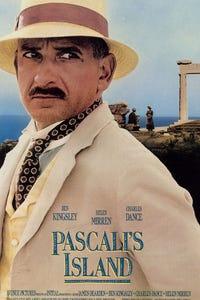 Pascali's Island as Basil Pascali