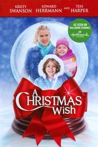 A Christmas Wish as Martha Evans