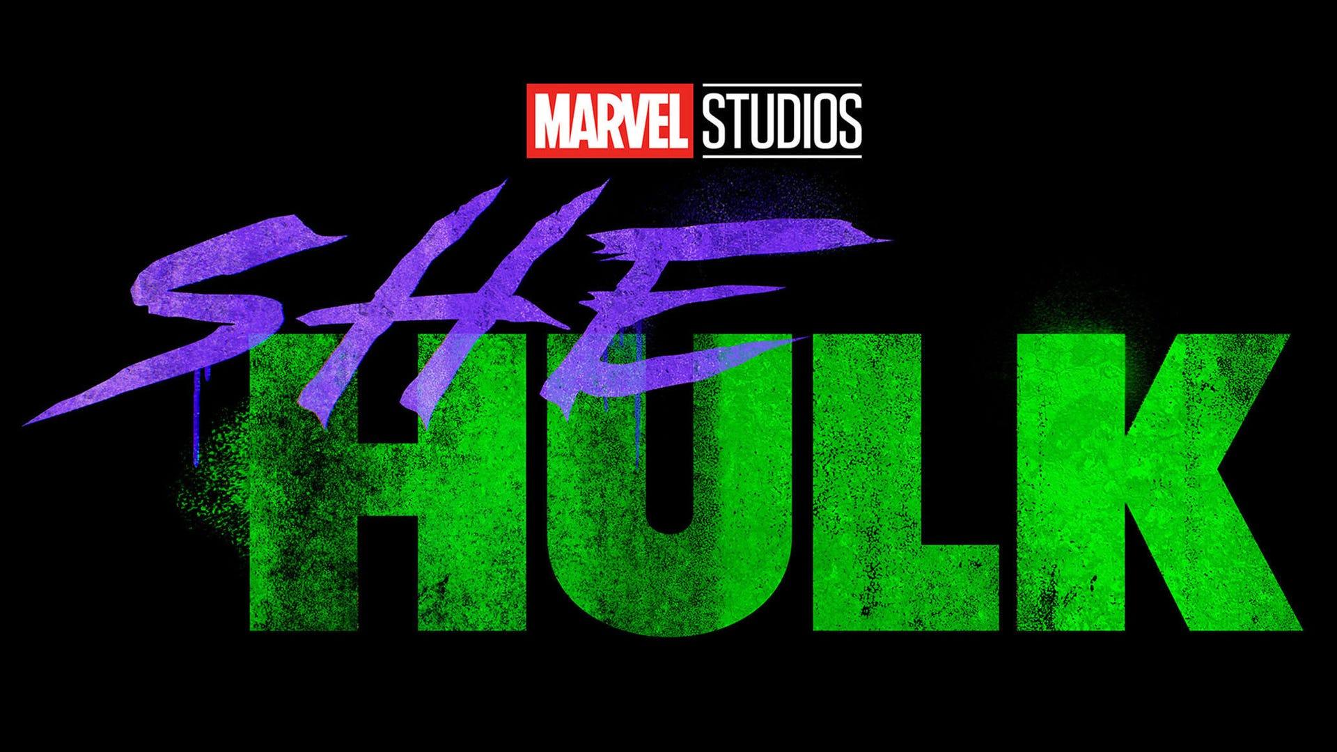 She Hulk key art
