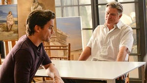White Collar Boss on Neal's Discovery, Peter's Jealousy and a Cross-Country Road Trip