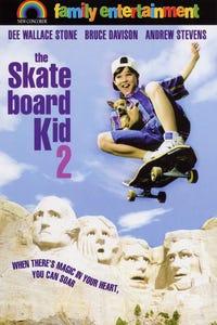 The Skateboard Kid II as Tilly Curtis
