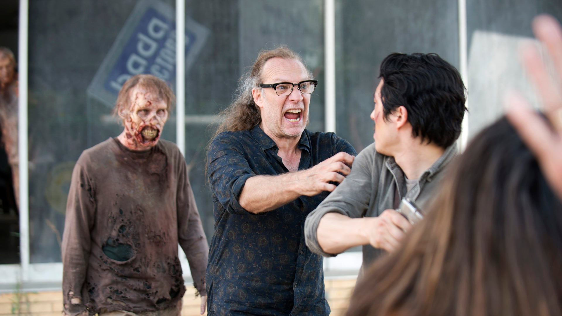 Director/Special Effects Makeup Greg Nicotero, The Walking Dead