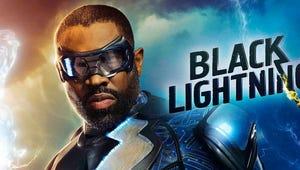 Warner Bros. 2017 SDCC Schedule Features Black Lightning Pilot Screening and More
