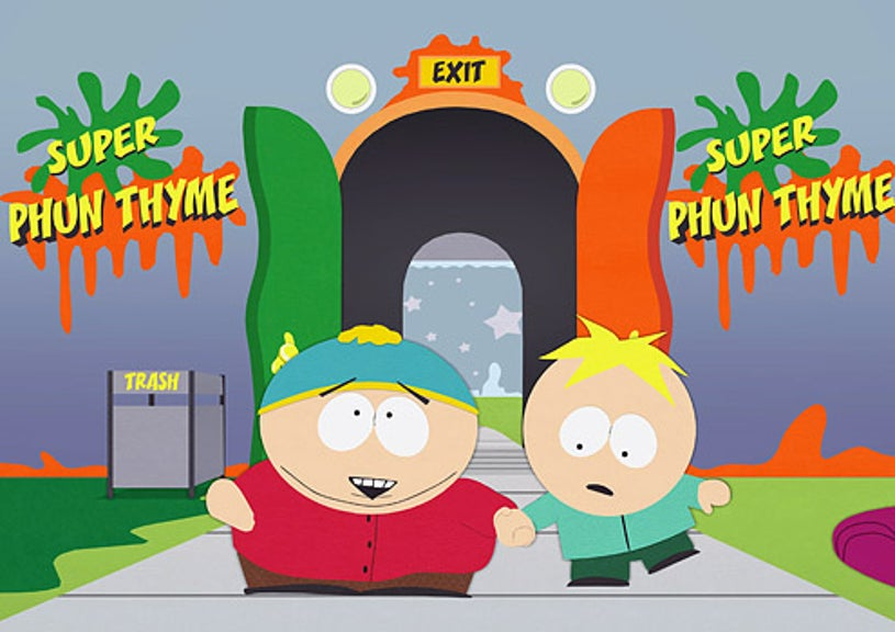 """South Park - """"Super Fun Time"""" - Cartman and Butters"""