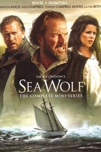 Sea Wolf as Death Larsen
