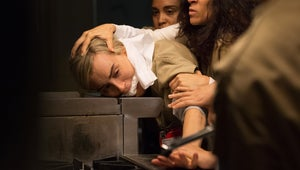 First Look Photos of Orange Is the New Black Season 4 Show There's Trouble in Litchfield