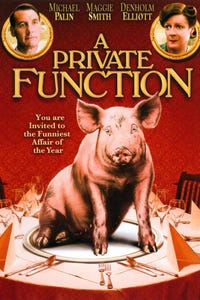 A Private Function as Joyce Chilvers