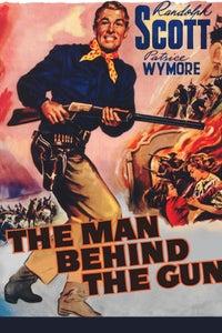 The Man Behind the Gun as Lora Roberts