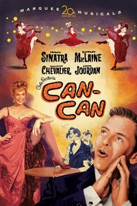 Can-Can as Headwaiter