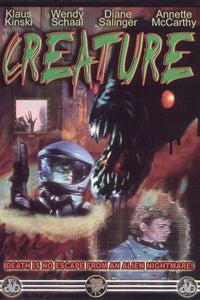 Creature as Mike Davison