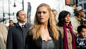 The 100's Eliza Taylor Explains Why Jasper and Bellamy's Betrayals Were Warranted