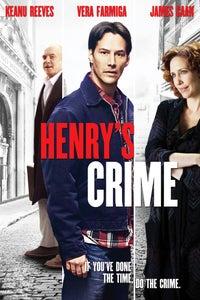Henry's Crime as Eddie Vibes