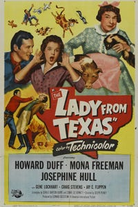 The Lady from Texas as Dan Mason