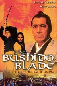 The Bushido Blade as Robert Burr