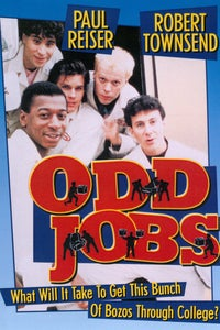 Odd Jobs as Elderly Woman