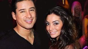 Mario Lopez Weds Longtime Girlfriend Courtney Mazza