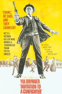 Invitation to a Gunfighter as Widow Guthrie