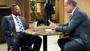 Martin Lawrence and Kelsey Grammer Talk Comedy and Chemistry for FX's Partners